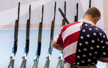 Americans Bought a Record 210,308 Guns on This Date