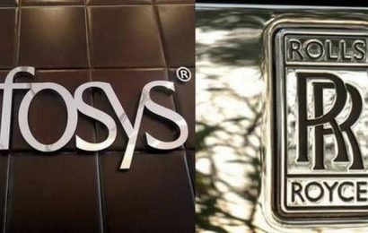 Rolls-Royce, Infosys enter partnership for sourcing engineering, R&D services