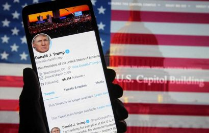 Lawmakers Celebrate The Demise Of Trump's Twitter Presence
