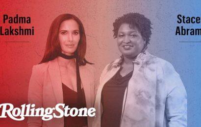 Stacey Abrams, Padma Lakshmi Discuss What's at Stake in Georgia Runoff