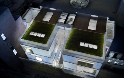 Inside London's real-life $70M glass house