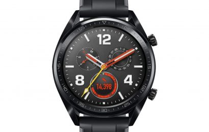 Huawei's GT GPS Smartwatch now £80 – more than a stylish fitness-tracker