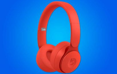 Incredible Beats Solo Pro deal knocks £120 OFF these slick Apple wireless headphones
