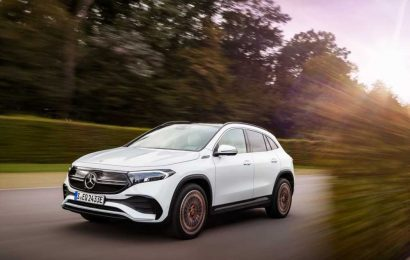 Mercedes-Benz unveils EQA, a compact electric SUV