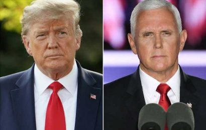 Mike Pence and Donald Trump Have Spoken for the First Time Since U.S. Capitol Riots: Reports