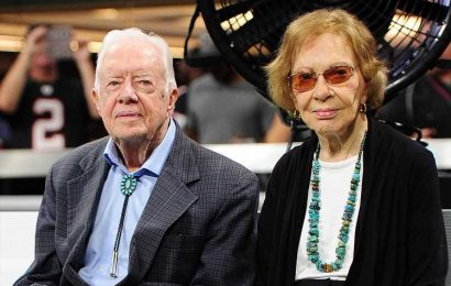 Jimmy Carter, 96, Misses His First Inauguration in 44 Years as He and Rosalynn Send 'Best Wishes'