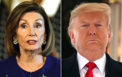 Nancy Pelosi Calls Trump 'Deranged, Unhinged, Dangerous': 'There Should be Prosecution Against Him'