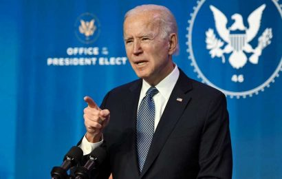 Biden Says Rioters Are 'Domestic Terrorists,' Blames Trump for One of History's 'Darkest Days'
