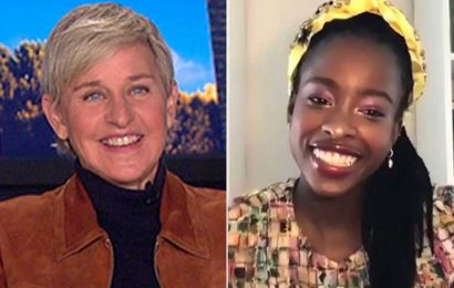 Ellen DeGeneres Endorses Amanda Gorman for President 1 Week After Inauguration Speech
