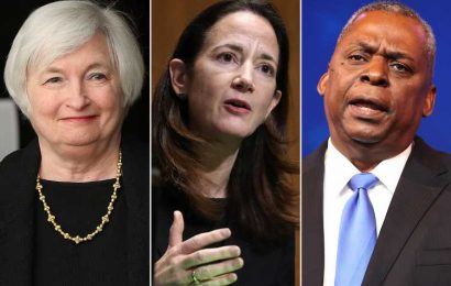 Lloyd Austin, Avril Haines and Janet Yellen Make History Being Confirmed for Biden's Cabinet