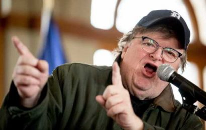 Michael Moore On Exiting Donald Trump: 'We Are Not Done With Him…He Must Pay For His Actions'