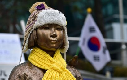 South Korea Court Orders Japan to Compensate 'Comfort Women'