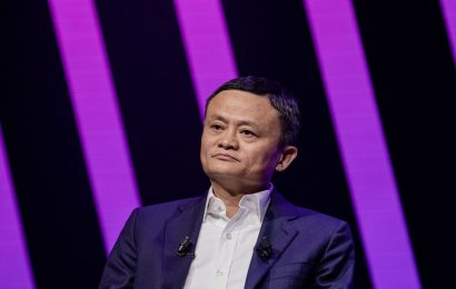 Jack Ma's Brief Video Chat Prompts a $58 Billion Sigh of Relief