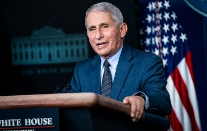 Fauci Pledges U.S. Covax Support in Re-Engagement With WHO