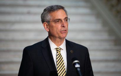 Georgia Election Official Avoids Ex-Klansman Amid Safety Concern