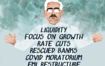 'Under him, the RBI delivered strong, timely, and decisive policy initiatives'