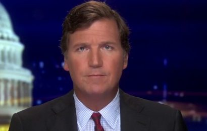 Tucker: Democrats' sweeping 'For The People Act' would 'enshrine fraud,' as lawmakers seek to stifle dissent