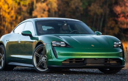 REVIEW: The $144,000 Taycan 4S is Porsche's first EV that pairs cosmic speed with eerie electric silence