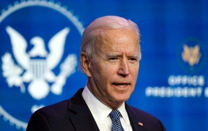Biden calls the violent pro-Trump riot at the Capitol an 'insurrection' and 'domestic terrorism'