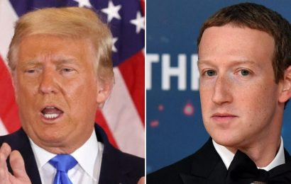 Facebook will remove all posts about the 'Stop the Steal' campaign, whose supporters believe Trump's unfounded claims that the 2020 election was fraudulent
