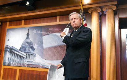 Lindsey Graham calls Twitter's Trump ban a mistake: 'Ayatollah can tweet, but Trump can't'