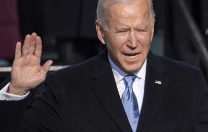 Hannity pans Biden's 'truly unremarkable, totally forgettable' inaugural address