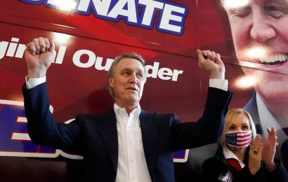 Perdue supports fellow GOP senators in challenging election, explains why he will not join them