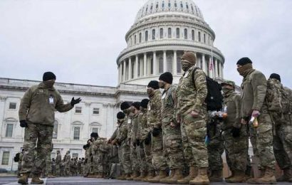 Officials ramp up Capitol security ahead of Biden inauguration amid threats of armed protests