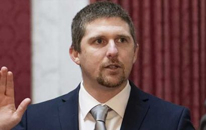 West Virginia lawmaker who stormed US Capitol won't resign despite pressure, attorney says