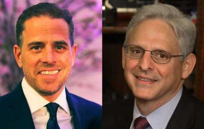 AG nominee Merrick Garland to face questions over Hunter Biden probe in hearings
