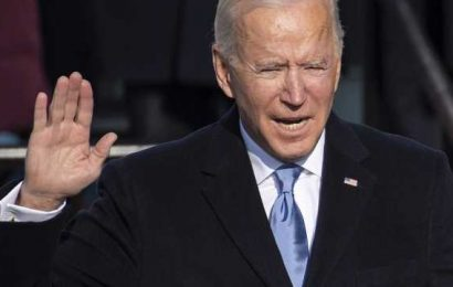 Tim Graham: On Biden's first day as president, liberal press gets giddy
