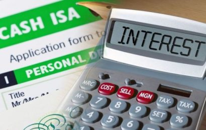 ISA: 'Competitive' deal launched as negative rate fears loom – what interest is available?