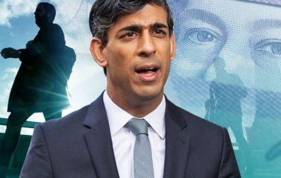 Inheritance tax: Britons urged to make gifts now as experts fear Rishi Sunak raid