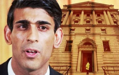 Inheritance tax warning as Rishi Sunak told to target UK's 'record levels of wealth'
