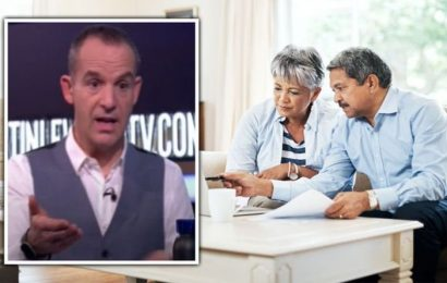 Martin Lewis breaks down pension consolidation options – 'be really, really careful'