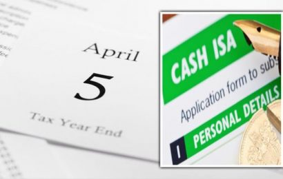 ISA season expectations 'to wane' as rates drop & deals are pulled – best options analysed