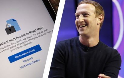 Facebook returns to the negotiating table one day after news ban