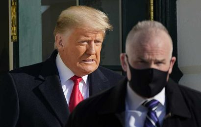 Trump's Covid-19 Illness Was Worse Than White House Let On, Report Says