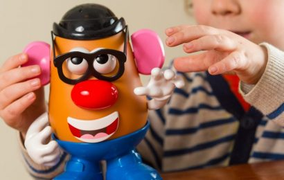 Hasbro Introduces Gender Neutral Rebranding For Mr. Potato Head Toys