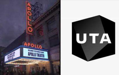 UTA Signs Harlem's Iconic Apollo Theater