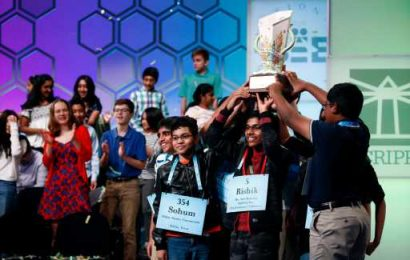 Scripps National Spelling Bee Returns To Action After 2020 Covid Washout; In-Person, Televised Event Set For July