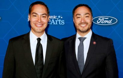 'It Grabs People's Attention in a Good Way': Twins Julián and Joaquin Castro Team Up for Texas Relief