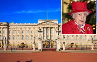 Inside Buckingham Palace as the Queen celebrates 69 years on throne