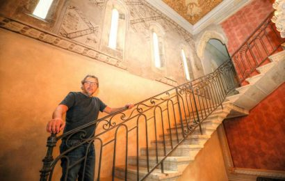 Millionaire forced to tear down his illegal $70M French chateau