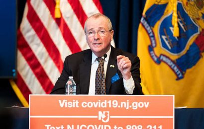 NJ governor explains why smokers under 65 qualify for Covid vaccine before nonsmokers
