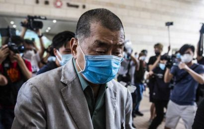 Hong Kong media tycoon Jimmy Lai denied bail in national security case