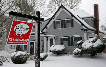 Mortgage refinancing suddenly surges, but homebuyers stall due to sticker shock