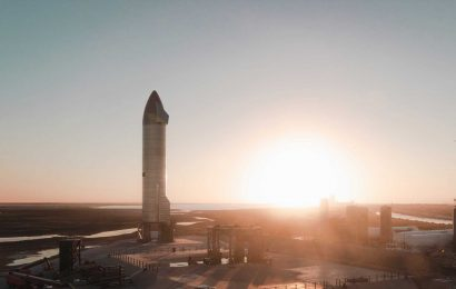 Watch SpaceX attempt to launch and land Starship prototype rocket SN9