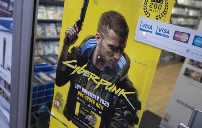 Cyberpunk 2077 game developer says it's been hit with a cyber attack
