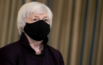 Yellen reportedly looking to name climate 'czar' at Treasury